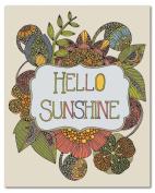 Studio Oh! Hello Sunshine Art Print