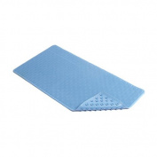 Kittrich BMAT-C4L01-04 Bath Mat, 36cm by 60cm , Blue Circle