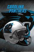 Trends International Carolina Panthers Helmet Wall Posters, 60cm by 90cm