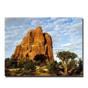 Trademark Fine Art Monument by Kurt Shaffer Canvas Wall Art, 60cm x 80cm