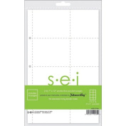 SEI 10289 Protective Pocket Pages, 10-Pack