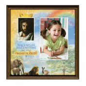Carpentree Heaven is Real for Kids is Framed Art