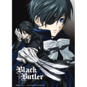Great Eastern Black Butler Key Visual 2 Fabric Poster