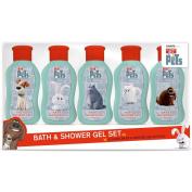 The Secret Life of Pets Bath and Shower Gel Set