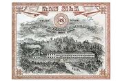 """Buyenlarge 0-587-27392-5-P1218 """"Raw Silk Manufactured by Koyeiquan at Kanayama Hongo"""" Paper Poster, 30cm x 46cm"""