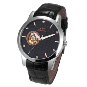 Men's Watches, Womail Hcandice Mechanical Life Waterproof PU Leather Band Strap Wrist Watch Dress for Men