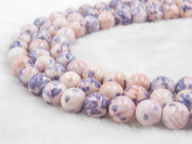 COIRIS 12MM Synthetic Riverstone Gem Round Stone Loose Beads for Bracelet Jewellery Making & DIY & Design Findings