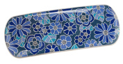 L. Erickson Botanical Beauties Barrette - Blue