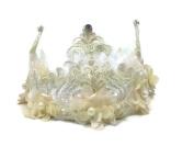 Vintage Lace Tiara Headband :VT3