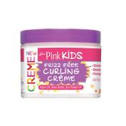 Pink Kids Frizz Free Curling Creme 240ml
