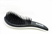DETANGLING BRUSH BEST ULTIMATE HAIR BRUSH SOLUTION by ALPHA NEW YORK SILVER