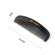 Alice's 100% Handmade Premium Quality Natural Horn Comb Without Handle