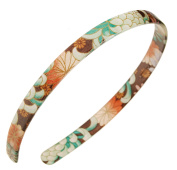 France Luxe 1.3cm Ultracomfort Headband - Chrysanthemum Brown