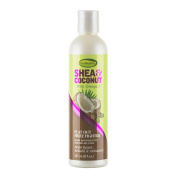 GroHealthy Shea & Coconut Flat Out Frizz Fighter