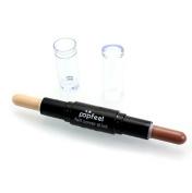 Makeup Brush ,Vovotrade Makeup Natrual Cream Face Eye Concealer Highlight Contour Pen Stick