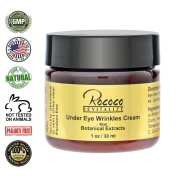 Under Eye Wrinkle Cream with Natural Botanical Extracts - 30ml