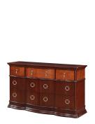 Munire Portland 6 Drawer Dresser, Cherry