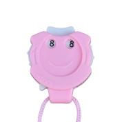 Peyan Mini Plastic Pink Needle Crafts Crochet Knitting Row Counter Stitch Tally Pendant