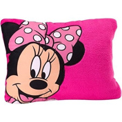 Disney Minnie Mouse Toddler Pillow, Polyester