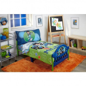 Miles from Tomorrowland 4 Piece Toddler Bedding Set