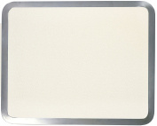 Vance Surface Saver 30cm x 38cm Built-in Tempered Glass Cutting Board, Almond