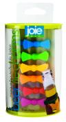 Joie 6 Piece Beer Tie Charms, Multicolor