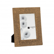 DIMOND HOME 8988-019 Small Ripple Texture Photo Frame, Rose Gold