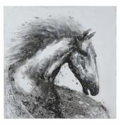 Proud Friend Horse Art