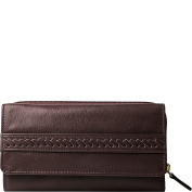 Hidesign Mina Trifold Leather wallet
