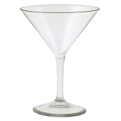 Strahl Martini Glass (Set of 4), 240ml, Clear