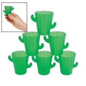 Cactus Shot Glasses - Cinco de Mayo & Party Tableware