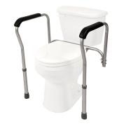 Lightweight Aluminium Toilet Safety Frame