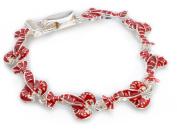 Red Lobster Bracelet by Jewellery Nexus