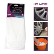 Viking Microfiber Cleaning Mitts - 6 Per Package - Glass - Furniture - Automotive - Dishes