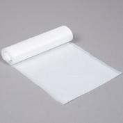 AEP 385822C 208.2-227.1l 0.9 Mil 100cm x 150cm Low Density Heavy Duty Clear Can Liner / Trash Bag - 100/Case