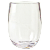 Strahl Design+Contemporary Osteria 380ml Stemless Wine Glass, Set of 4