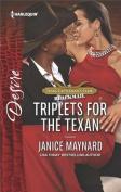 Triplets for the Texan (Texas Cattleman's Club