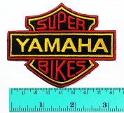 3 Patch Yamaha Racing Patch Motorsport Car Racing Sport Automobile Car Motorsport Racing Logo Patch Sew Iron on Jacket Cap Vest Badge Sign