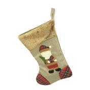 AIMTOPPY Xmas Tree Ornament Decoration Christmas Candy Bag Socks Stocking Gift