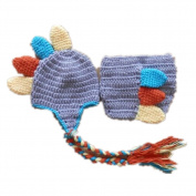 Baby Box Newborn Baby Photography Crochet Clothes
