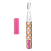 Remington MPT3500TILPP Smooth and Silky Precision Hair Remover, Pink/Orange/White