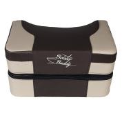 Bolster Buddy Quality Boat Seat Cushion (Mocha)