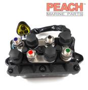 Peach Marine Parts PM-61A-81950-01-00 Relay Assembly, Trim Tilt; Replaces Yamaha®