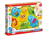 Clementoni Sensing and Learning Animals Toy