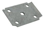 C.E. Smith Axle Tie Plate-Forged Galv. 20003G