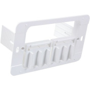 CADDY MP1P Single-Gang Plastic Mounting Plate