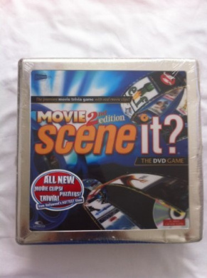 Movie Scene It. 2nd Edition the DVD Game The movie Trivia Game with Real Movie Clips by Screenlife
