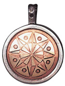 Circle of Life Talisman for Empowerment & Vitality Amulet Charm
