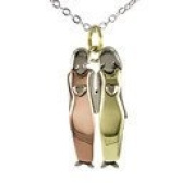 Two Sisters Pendant Necklace Far Fetched Mima & Oly 2 Best Friends Twins