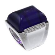 Blue Gem Stone Ladies Ring RL415